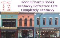 $25 gift card for Completely Kentucky, KY Coffeetree Cafe & Poor Richard's Books