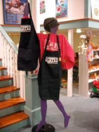 This apron will rock your world!