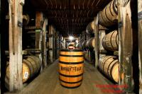 An iconic scene at Buffalo Trace!