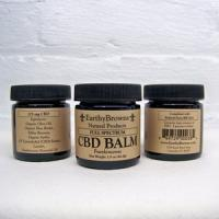 CBD balm made with Kentucky hemp!