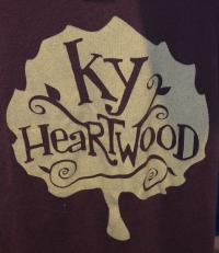 KY Heartwood tee shirt -