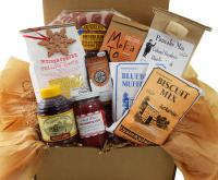 Bluegrass Breakfast gift box made in Kentucky, USA