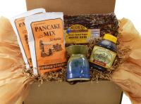 KY Pancake Breakfast gift box made with KY Proud products in KY, USA