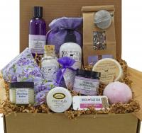 She will ABSOLUTELY love this pampering gift.