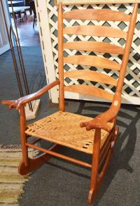 Large full sied rocker made in Kentucky