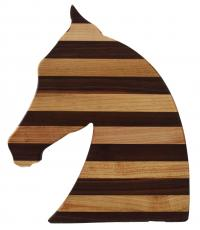 Kentucky horse cutting board - made in USA