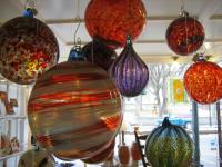 glass ornaments made in Louisville, KY USA