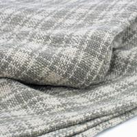 Hand woven towel - plaid made in Kentucky