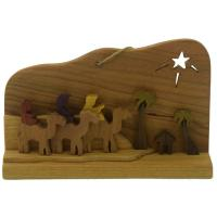 three wise men ornament made in KY USA