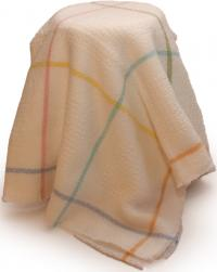 baby blankets woven by Berea College Crafts in Kentucky