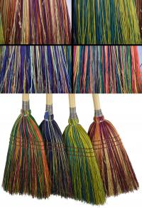 streamliner broom by Berea College Crafts - made in KY