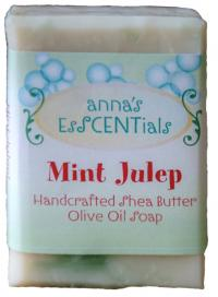 Mint Julep soap - perfect for Derby in Kentucky