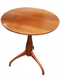 solid cherry side table made in Kentucky
