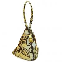 pyramid wristlet by Cattywumpus bags in Louisville, Kentucky