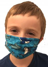 Children's mask made in Kentucky