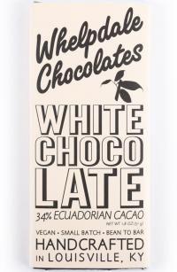 Kentucky's smoothest white chocolate bar