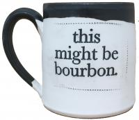 This might be bourbon mug made in Kentucky!